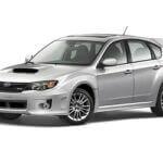 2011 Subaru WRX STI 4-door