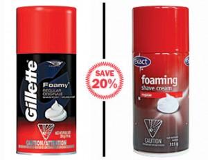 Shaving creams