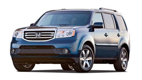 Honda Pilot $34,820–$48,420