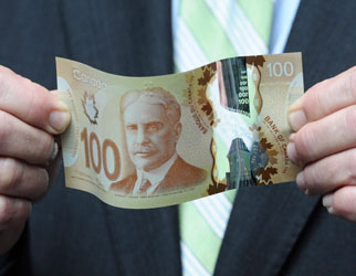 Polymer cash