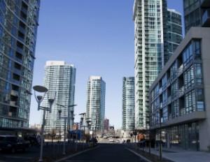 Toronto Condo development