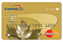 Capital One Gold Master Card Car Insurance