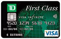 Td First Class Visa Travel Medical Insurance