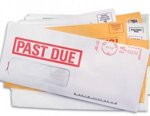 Final notice bill