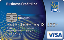 Best business cards 2012 moneysense 4 rbc credit line for small business visa reheart Gallery