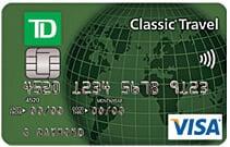 Td Classic Travel Visa Car Rental Insurance