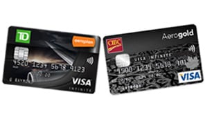 The best aeroplan credit card in migration from cibc to td colourmoves
