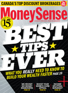 June 2014 MoneySense