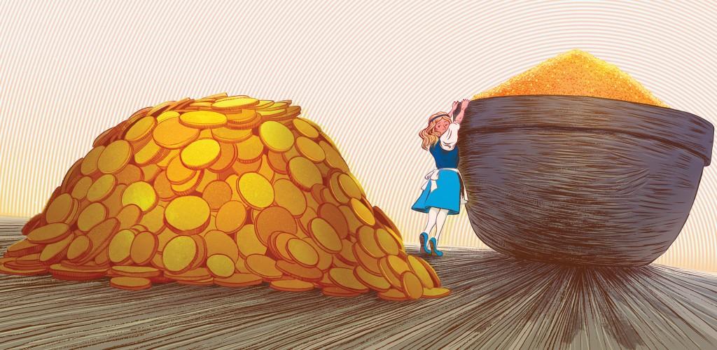 Illustration by Michael Marsicano