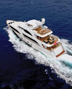 (Benetti Yachts)