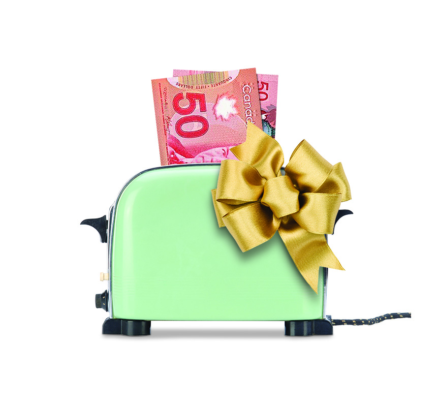 What To Spend On A Wedding Gift: IStock