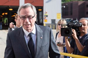 Finance Minister Joe Oliver is expected to table the budget Tuesday evening. (The Canadian Press)