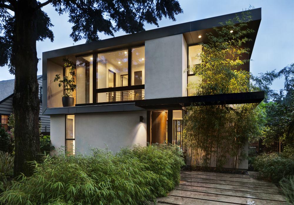 California style house-1000p