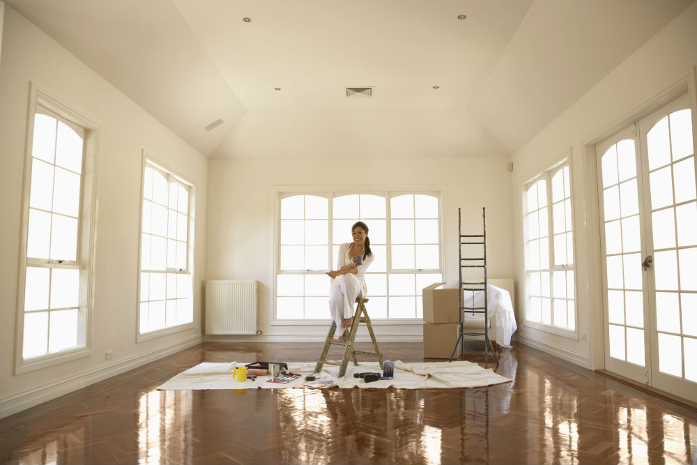 plan a home renovation