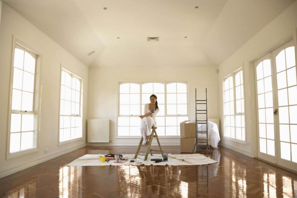 plan a home renovation