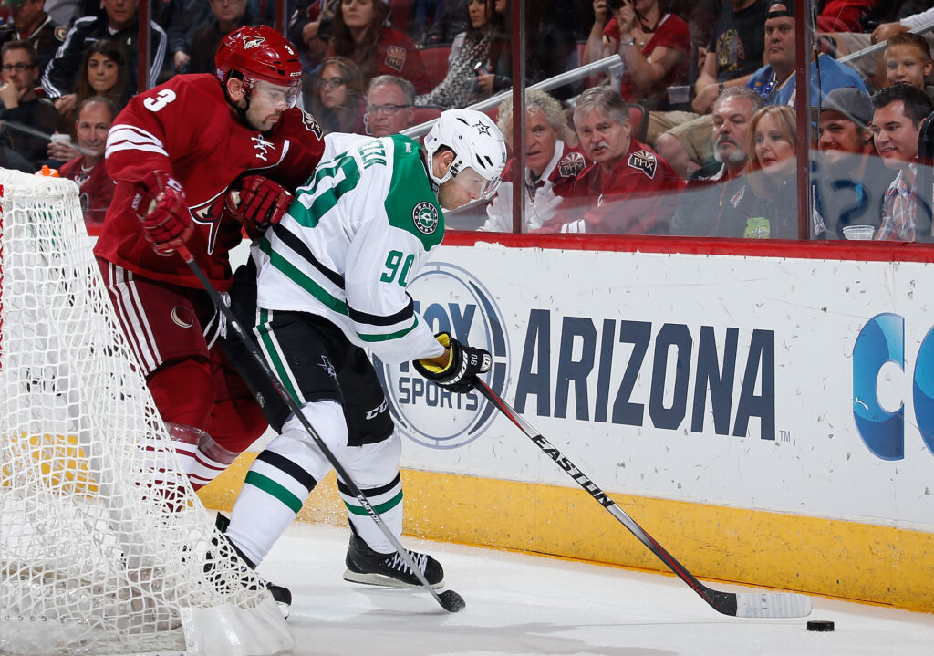 Jason Spezza's tax  savings by moving from Ottawa to Dallas are $394,732 (Christian Petersen/Getty Images)