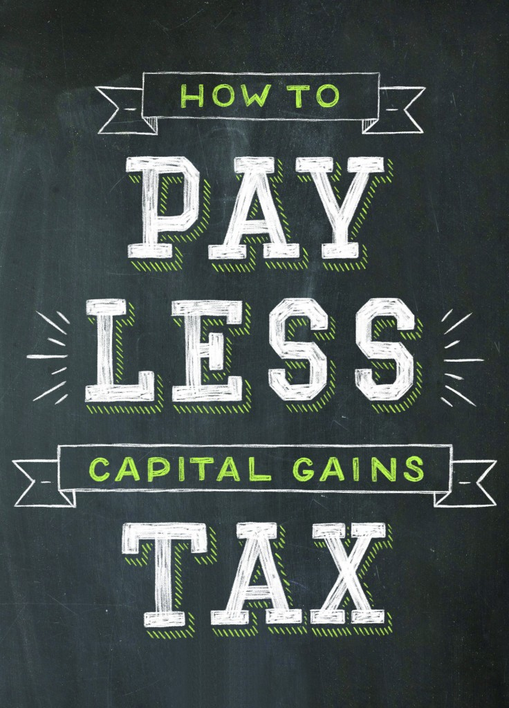 Pay less capital gains tax by using the principal residence exemption rules in your favour