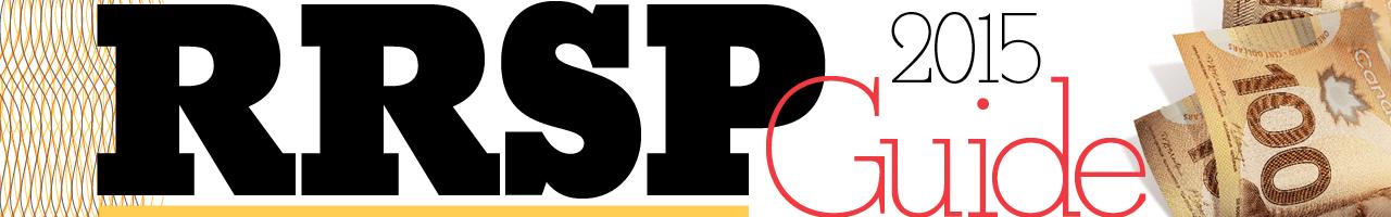 RRSP Guide 2015