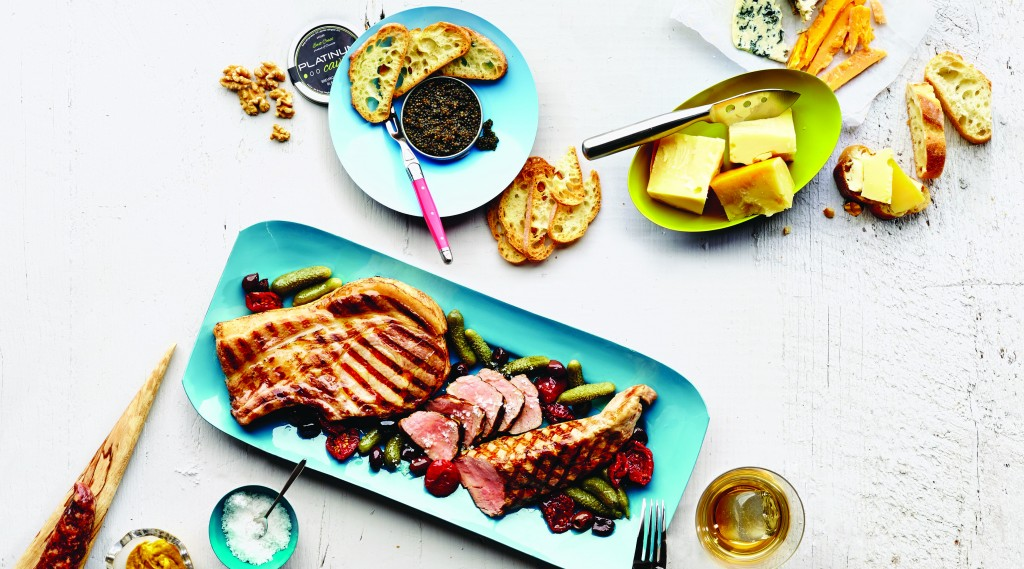 (Photograph by Liam Mogan/Food styling by Michael Elliott/Prop styling by Ronit Novak)
