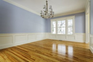Hardwood flooring (Getty Images/David Papazian)