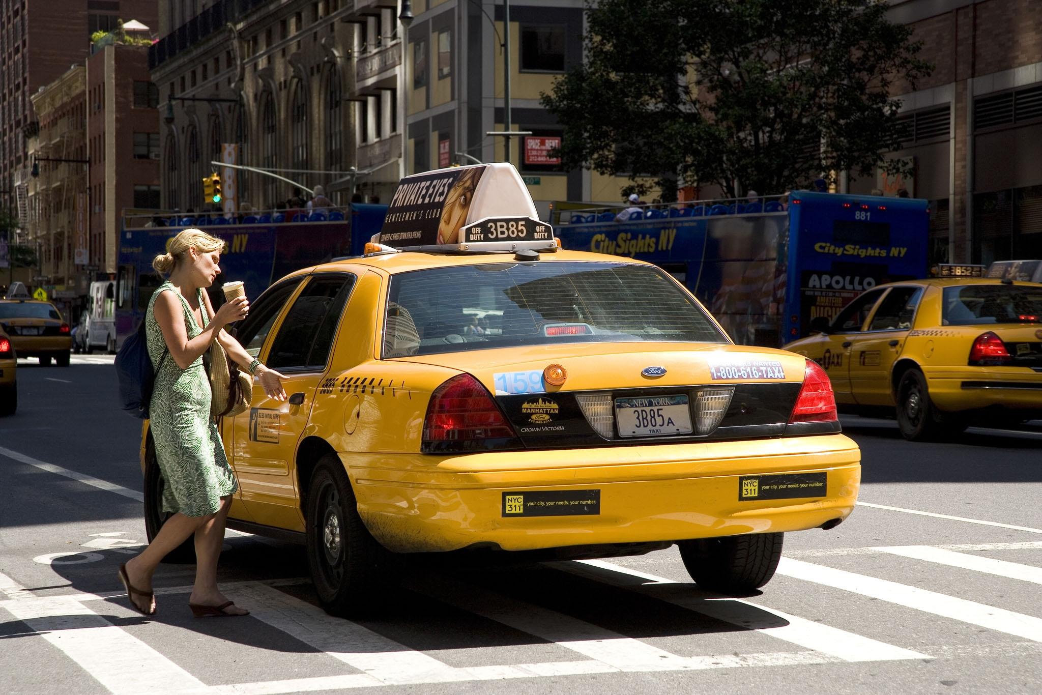taxi-passenger