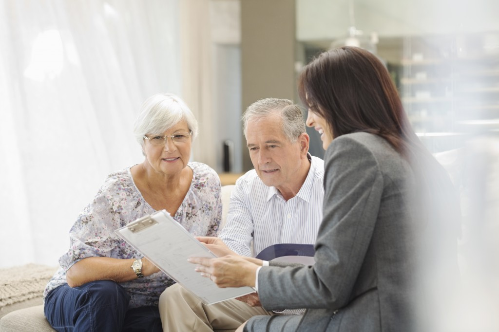 Finding a good financial adviser is the key to a good financial plan. (Photo caption by Martin Barraud/Getty Images)