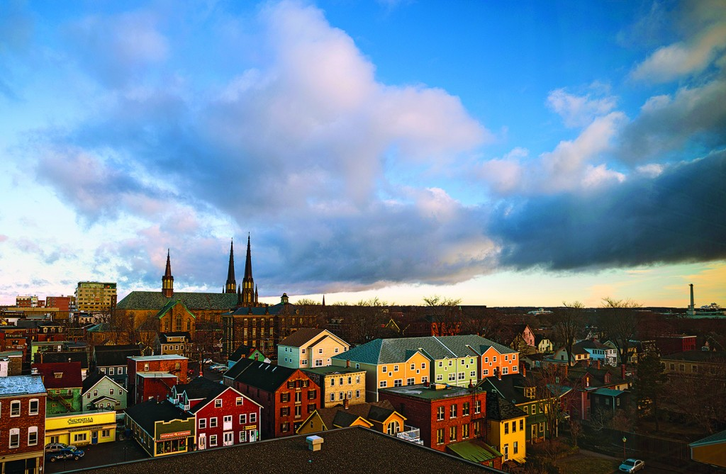 City skyline in No. 28-ranked Charlottetown (Getty)