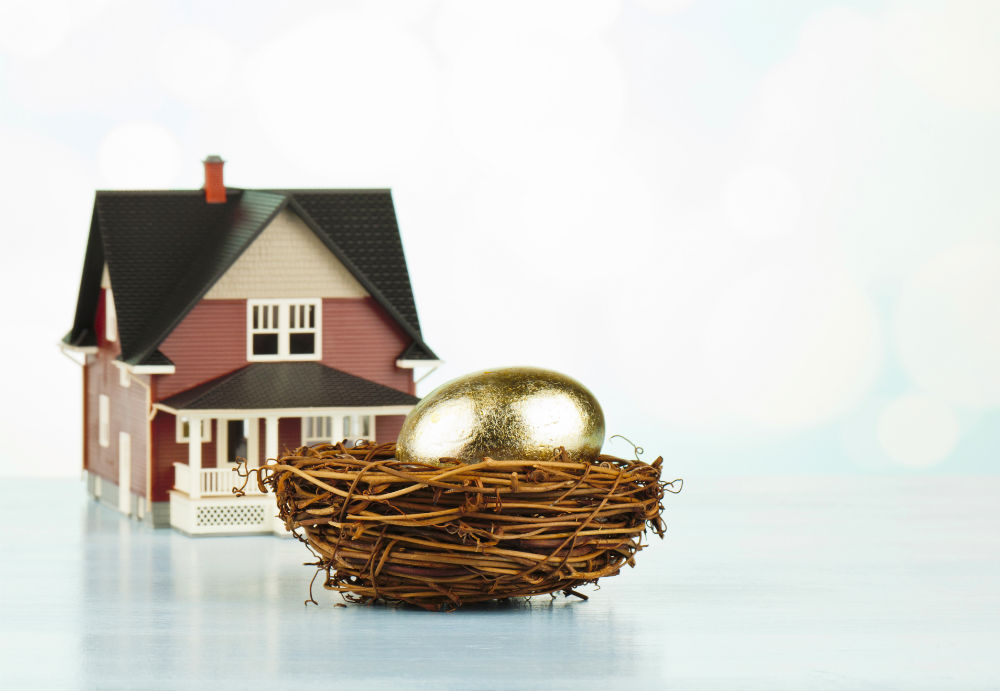 Use your RRSP to buy a home using the Home Buyers' Plan (Getty Images /  Catherine Lane)