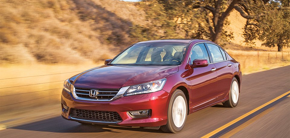 Need a new family car? The Honda Accord is just one of our top 5 picks.