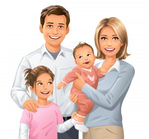 How the federal budget affects families. (iStock)