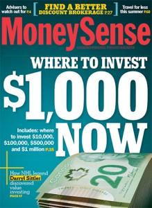 MoneySense magazine, June 2015