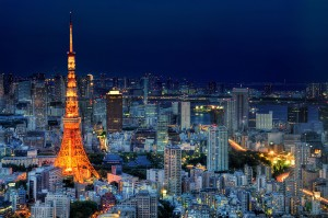 10 best cities for safety: Tokyo (Getty Images / Dillemma Photography)