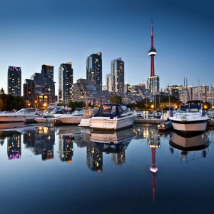 10 best cities for safety: Toronto (Getty Images / Nathan Bergeron Photography)