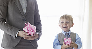 The cost of raising kids has increased by more than $10,000 over the last four years. (Cultura/Liam Norris)