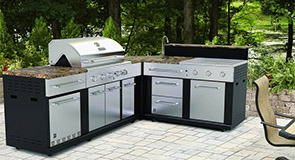 outdoor kitchens 295