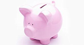 piggy bank save 295
