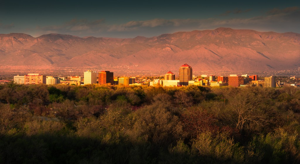 Albuquerque cheap vacation city