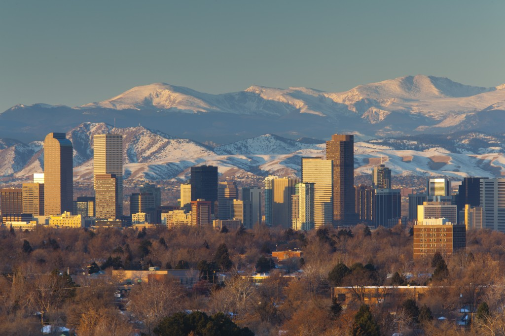 denver cheap vacation city
