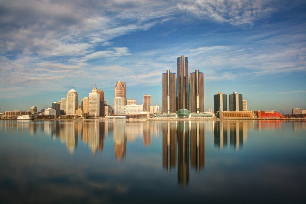 Detroit cheap vacation city