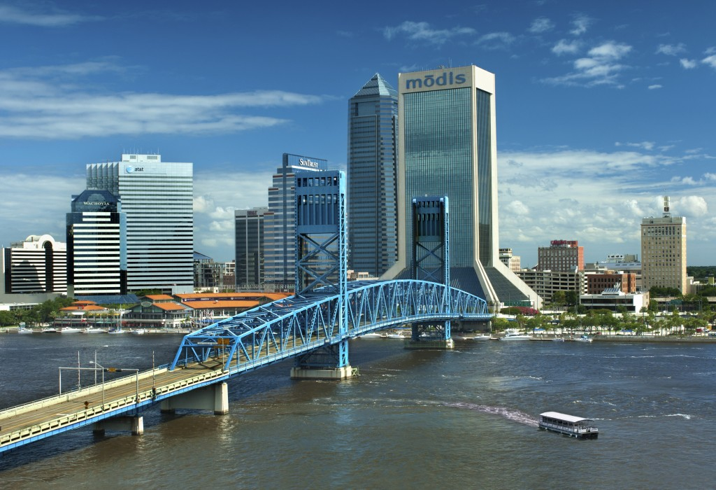 jacksonville florida cheap vacation city