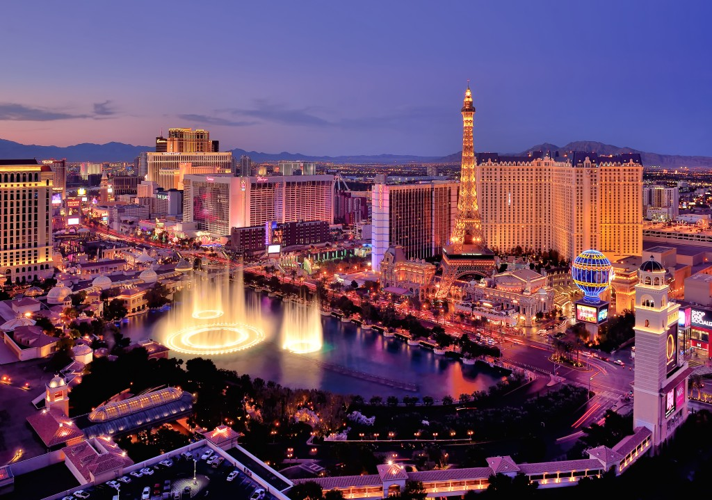 las vegas nevada cheap vacation city
