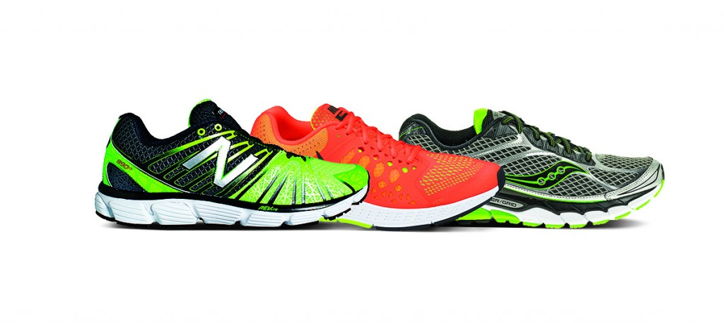 All you need is a pair of running shoes to start running today