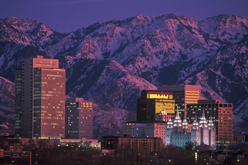 salt lake city cheap vacation city