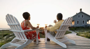 Estate planning tips for those that own U.S. vacation homes (Getty Images / Fuse)