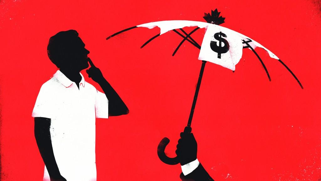 Financial consumer code (Illustration by Sebastien Thibault)