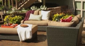 decorating a patio