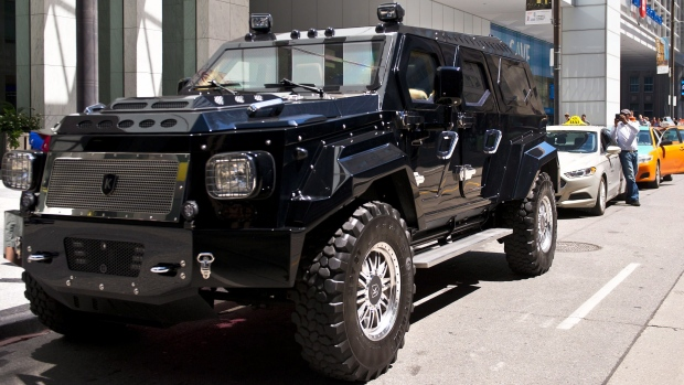 Made-in-Canada Conquest Knight XV starts at $629,000