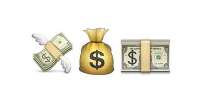 the best money emojis and how to use them