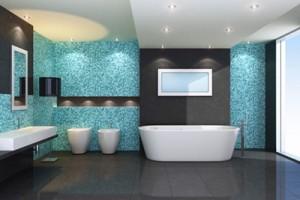 Luxury Bathroom (Getty / tulcarion)