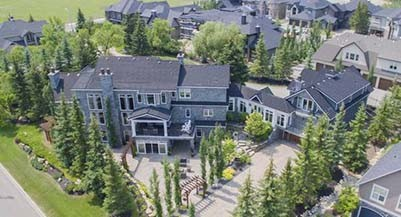 The Manor House in the Aspen Estates in Calgary is shown in this undated handout photo. Luxury home sales in Calgary have taken a hit this year but that isn't preventing the listing of a $12.5-million home. (Southeby's/THE CANADIAN PRESS)